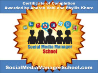 Monica Ramos | Certified Social Media Manager